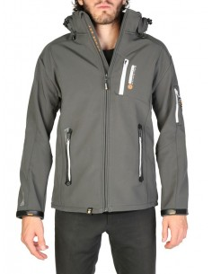 Chaqueta Geographical Norway Trava - gris oscuro