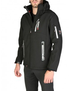 Chaqueta Geographical Norway Trava - black