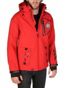 Chaqueta Geographical Norway Tacebook - red
