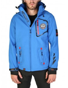 Chaqueta Geographical Norway Tacebook - blue