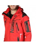 Chaqueta Geographical Norway Techno - red