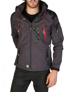 Chaqueta Geographical Norway Techno - dark grey
