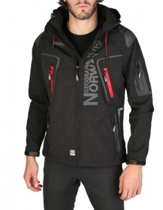 Chaqueta Geographical Norway Techno - black