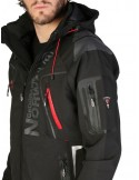 Chaqueta Geographical Norway Techno - white