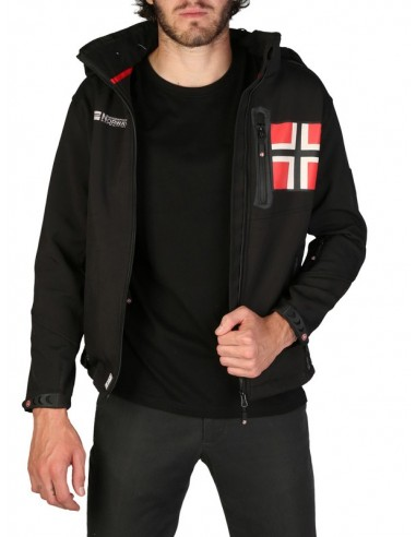 Chaqueta Geographical Norway Renade - black
