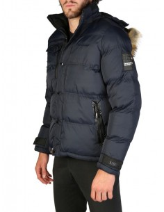 Chaqueta Geographical Norway acolchada Bonap - navy