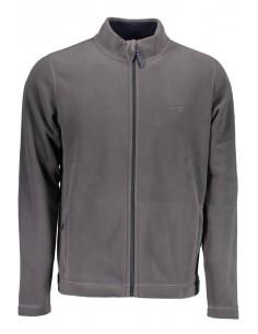 Gant - chaqueta forro polar gris