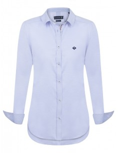 Camisa Sir Raymond Tailor - Oxford light blue