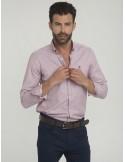 Camisa Sir Raymond Tailor - Burdeos