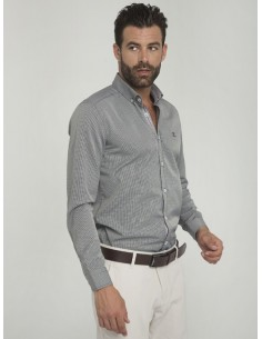 Camisa Sir Raymond Tailor - Black