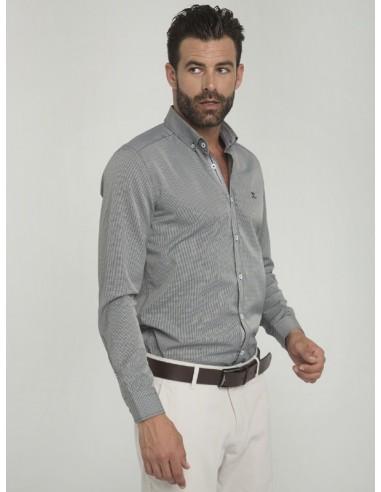 Camisa Sir Raymond Tailor - Black