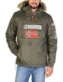 Canguro Geographical Norway Boomerang - Kaki