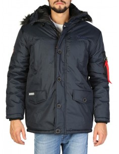 Parka Geographical Norway Dagobert - navy