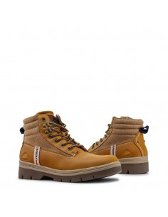 Botas Carrera Jeans Alabama - tan