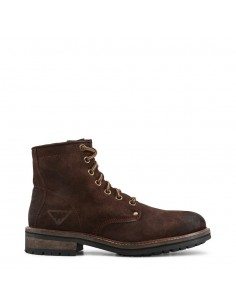 Botines Docksteps estilo worker - indian brown
