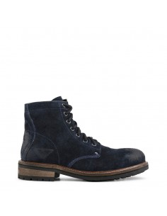 Botines Docksteps estilo worker - indian blue