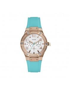 Reloj Guess mujer - celeste