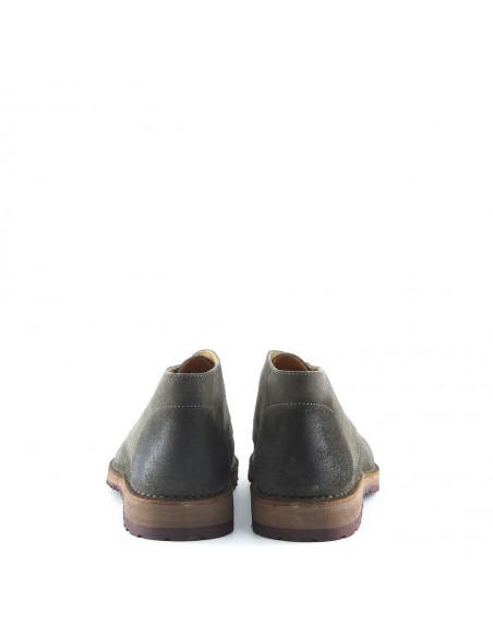 Botines de hombre Made in Italy - Tommaso Asfalto