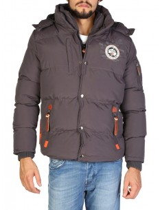 Anorak Geographical Norway Verveine - grey