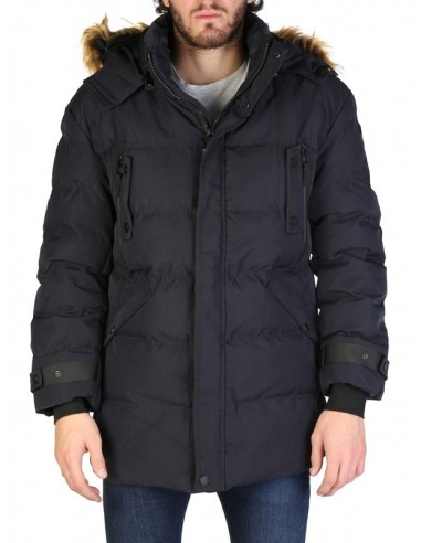 Parka Geographical Norway Bilbao - navy