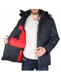 Parka Geographical Norway Chirac - navy