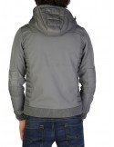 Bomber Geographical Norway en softshell Chaleur - grey