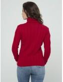 Jersey Sir Raymond Tailor cuello alto - red