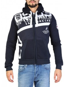Sudadera Geographical Norway - Gilba - marino