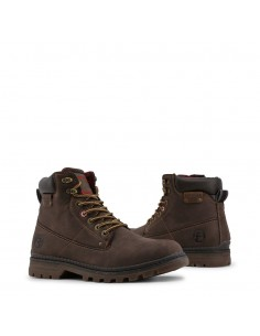 Botas Carrera Jeans Nevada - Coffee