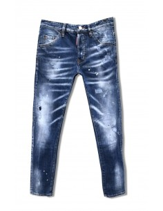 Dsquared jeans cool guy - azul medio