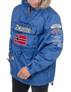 Canguro Geographical Norway Boomerang - royal blue