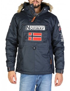 Canguro Geographical Norway Boomerang - navy