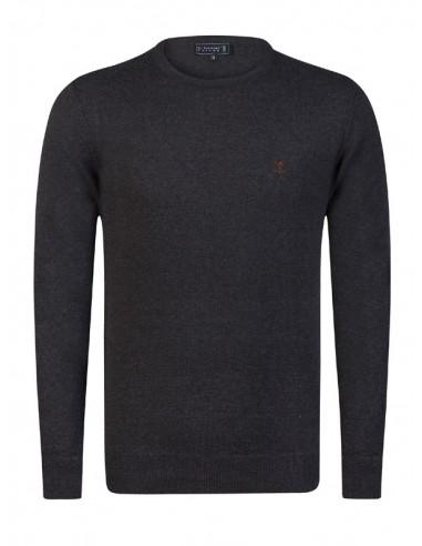 Sir Raymond Tailor jersey con coderas - grey