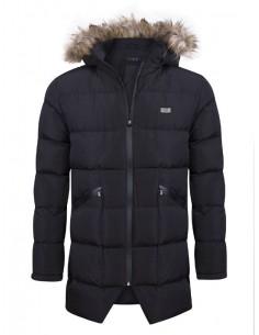 Sir Raymond Tailor chaquetón largo de invierno - black
