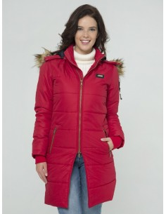 Parka larga Sir Raymond Tailor - original red