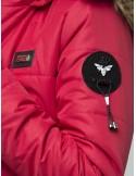 Parka larga Sir Raymond Tailor - original red
