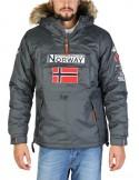 Canguro Geographical Norway Boomerang - darg grey