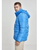 Canguro Urban Classics acolchado - blue