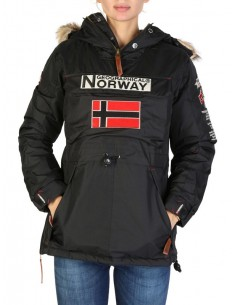 Parka canguro Geographical Norway -... Parka Geographical Norway Chaqueta para  mujer ... 8051924ef66
