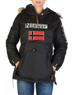 Parka canguro Geographical Norway - boomera black
