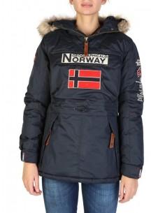 Parka canguro Geographical Norway - boomera navy