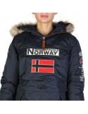 Parka canguro Geographical Norway - boomera navy