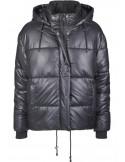 Urban Classics chaqueta Puffer - black