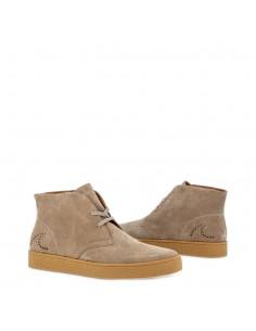 Zapato Docksteps con cordones - brown