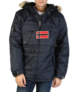 Parka Geographical Norway Bantou - Navy