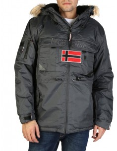 Parka Geographical Norway Bantou - dark grey