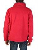 Polar Geographical Norway - red navy
