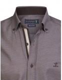 Camisa Sir Raymond Tailor - brown