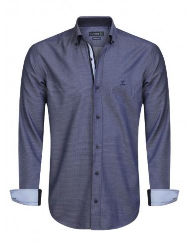 Camisa Sir Raymond Tailor - navy