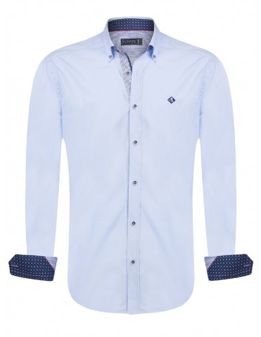 Camisa Sir Raymond Tailor - blue...